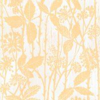 Hand printed wallpaper for sale - bramble design