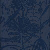 'Meghan' Blue Velvet