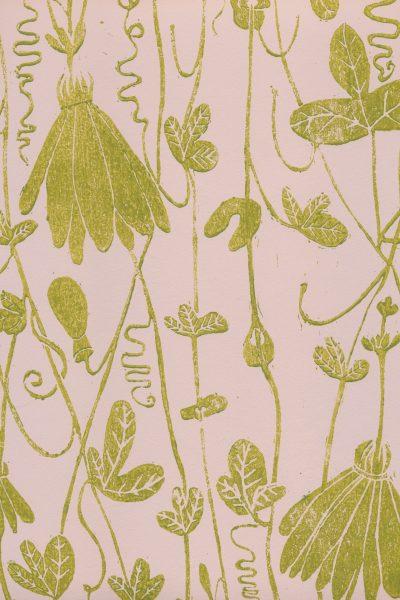 'Veda' Plaster + Leaf
